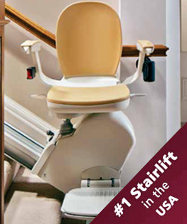 Stair lift Manhattan New York Long Island Staten Island